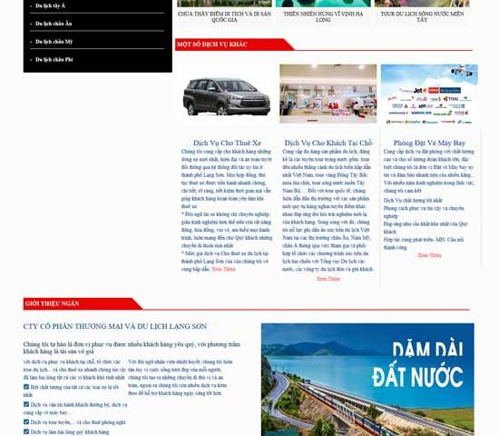 Công ty làm website bán hàng tại hải dương